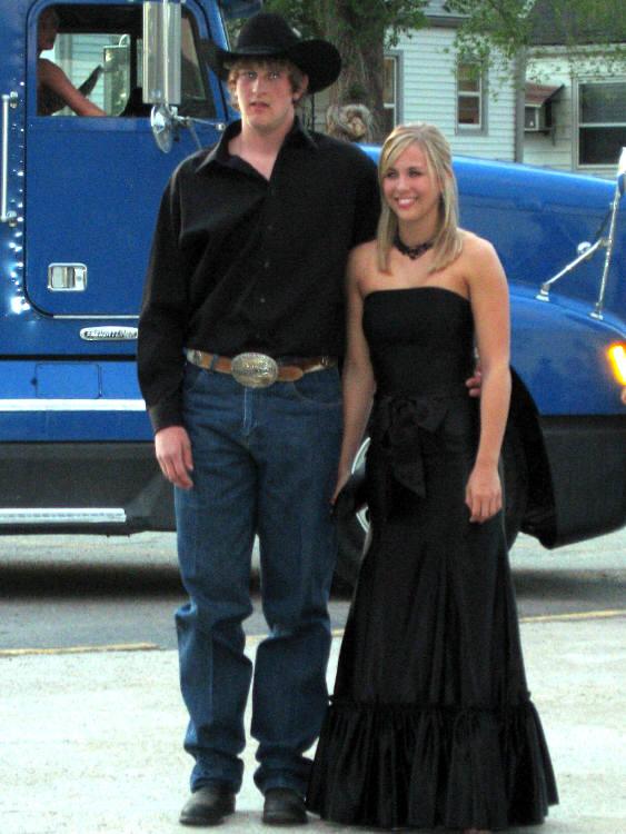 Flinthills Usd 492 2006 Cowboy Prom